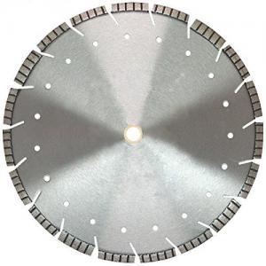 16 Inch Multi Purpose Turbo Diamond Blade Laser Welded Drop Segmented Manufactures