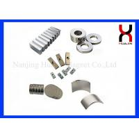 Industrial Neodymium Iron Boron Magnets Permanent Strong Type NdFeB Magnet Manufactures