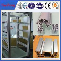 Great! aluminum extrusion profiles for industrial supplier / aluminum display stand Manufactures