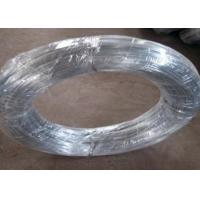 0.9mm Electric Galvanized Iron Wire / Carbon Steel Welding Wire 0.5mm-3.5mm Dia Manufactures