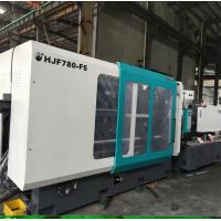 Energy Saving Injection Plastic Moulding Machine 780 Ton For Making Plastic Crate Manufactures