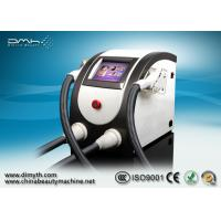 China Skin Tightening / Hair Removal IPL Beauty Equipment With Water Cooling on sale