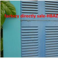 louver sound barrier,louver sound barrier wall,louver noise barrier wall Manufactures