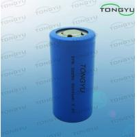 3.2V 5000mAh LiFePO4 Rechargeable Battery Lightweight For Solar Energy / Electric Vehicle Manufactures