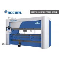 Servo Electric 55 Ton CNC Press Brake Equipment With 5 Year Warranty Manufactures
