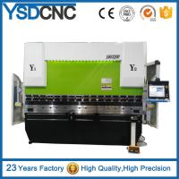 China machinery WE67K cnc synchronous press brakes with CE cnc hydraulic press brake for sale Manufactures