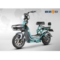 China 14'' Motor Smart Electric Bicycle With Drum Brake Max Speed 35km/h on sale