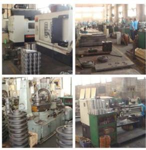 3 5 7 Layer Kraft Paper Corrugated Box Printing Machine ISO9001 Certificate Manufactures