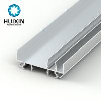 Two panel aluminum mullion weight of aluminum section 6063 t5 aluminum extruded profiles Manufactures