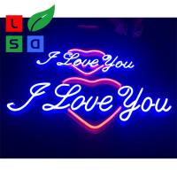 Outdoor Neon Sign New Design Hot Sale Standing Decoration Sign Manufactures
