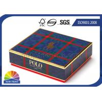 Luxury Design Two Pieces Paper Gift Boxes Detachable Lid Cardboard Rigid Gift Box Manufactures
