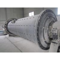 High Performance Powerful Ball Mill With ISO9001 Manufactures