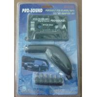Portable VCD MP3 CD MD Adaptor Kit Manufactures