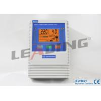 0.37KW-2.2KW Intelligent Pump Controller Single Phase Dry Run Protection With Sensor Free Manufactures