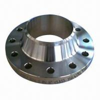 Welding neck flange, available in 8-inch size Manufactures