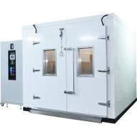 Temperature And Humidity Environmental Test Chamber  / Walk In Cooling Room Manufactures