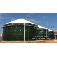 Bolted Steel Waste Water Storage Tanks As UASB Reactor In Municipal Sewage Treatment Project Manufactures