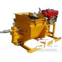 15KW Mortar Plastering Machine High Working Pressure Compact Structure Manufactures