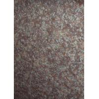60 X 60cm Polished Granite Tiles G687 Peach Red Big Slab CE Certification Manufactures