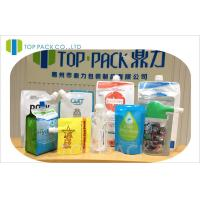 Individual Soft Fruit Juice Pouches Food Grade Spouted Pouches Packaging Manufactures