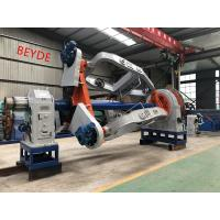 Customized Aerial Bundled Cable Manufacturing Equipment 12 Months Warranty
