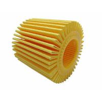 Automotive Hydraulic Engine Oil Filter , Oil Filter Replacement For Toyota Corolla Manufactures