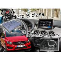 Android Gps Car Navigation Box For Mercedes Benz  B Class Ntg 5.0 Mirrorlink Manufactures