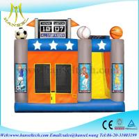 Hanselinflatable sports games,inflatable bouncer slide,inflatable toys for rent Manufactures