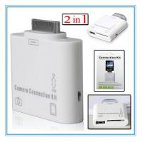 Apple Ipad Camera Connection Kit 2 in 1 Card Reader USB 2.0 Port  SD Card  for Ipad Manufactures