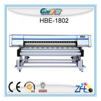 high quality Garros sticker/vinyl solvent printing cutter plotter Manufactures