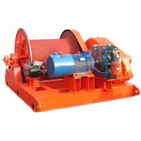 emergency crank handle Electric Hoist Winch Rope With Max. Lifting Load 20t Manufactures