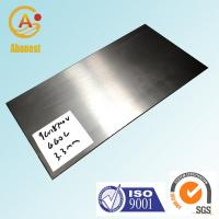 China sheet stainless steel en 1.4125 / din x105crmo17 / aisi 440c on sale