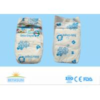 China Soft Surface Infant Baby Diapers Healthy Disposable Diapers Anti Rewet on sale