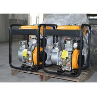 China Small Portable Water Pump Generator 2 Inch 3 Inch 4 Inch Hand Start Diesel Generators on sale