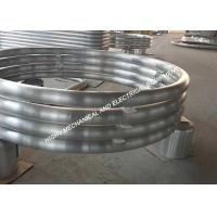 400kV High Hardness Electrical Fixtures And Fittings , 4.0mm Corona Control Ring Manufactures