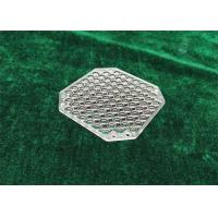 Buy cheap OEM / ODM Led Lens Array Colorless PC AR Coating 69x69x3.44mm Dimensional from wholesalers