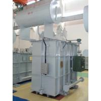 500KVA Toroidal Electric Arc Furnace Transformer , 3 Phase Power Transformer Manufactures