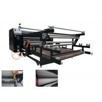 46 KW Automatic Roller Heat Transfer Machine T Shirt Heat Press Manufactures