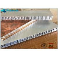 Material Saving Perforated Aluminum Honeycomb Core Heat Insulation Fire Prevention Manufactures
