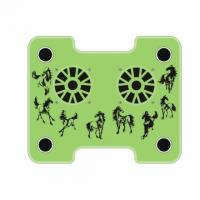 China Coursers Image Series Laptop Cooling Pad on sale