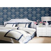 Interior Design Embossed Floral Wallpaper Home Decoration For House Wall Manufactures