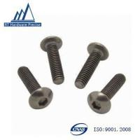 button head self-tapping screw titanium screw Manufactures