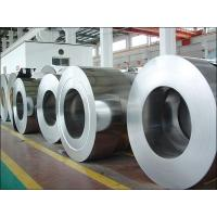 Full Hard Spangle Hot Dipped Galvanized Steel Coils ASTM A653 / Q195 / SGC490 Manufactures