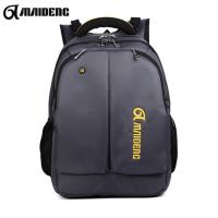 China Custom Logo Business Laptop Backpack With Metal Lock Large Volume on sale