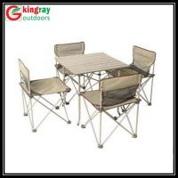 folding camping table chair set bistro tables tall tables Manufactures