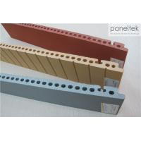 Building Materials Terracotta Facade Cladding With Frost - Resistance Manufactures