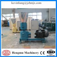 Competitive price big profile small hop pellet machine with CE approved Manufactures