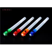 Buy cheap Party Evenings Light Up Whistles Promotional Gifts With 5 Switches Glow Light from wholesalers