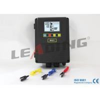 IP54 Auto Pump Controller , Submersible Water Pump Control Panel Power Range 0.37-2.2KW Manufactures