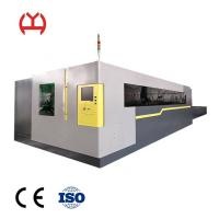 1.5kw 2kw 2000w CNC Laser Metal Cutting Machine Strong Stability  High Performance Manufactures